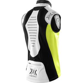 X-Bionic Spherewind Running Vest Man Green Lime/White/Black